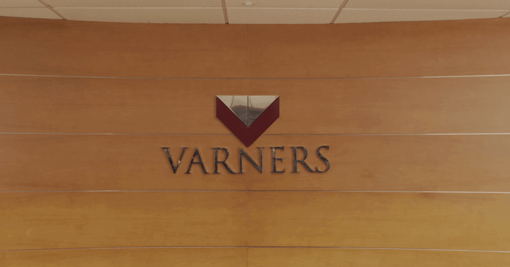 Varners cover image